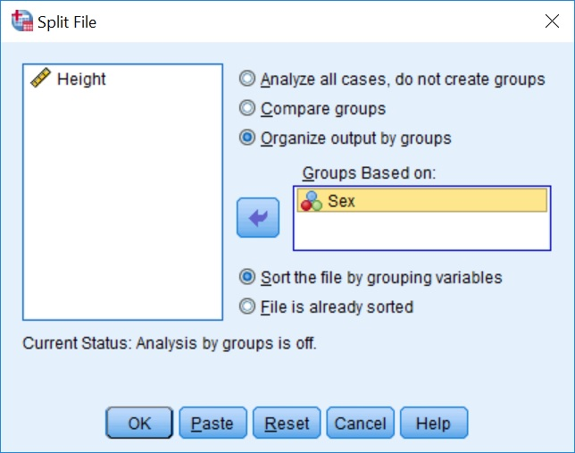 spss file Spss statistics essential training course  and i'd like to welcome you to spss statistics essential training spss is a statistics  working with the data file 4.