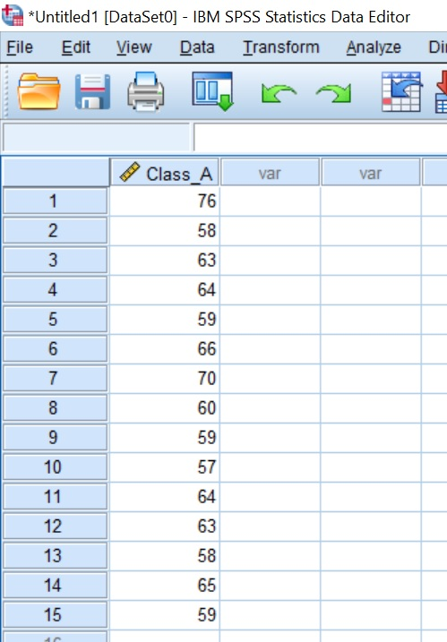 How To Perform A One Sample T Test In Spss Top Tip Bio